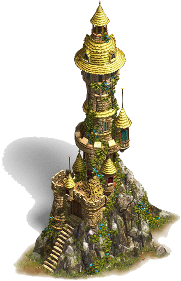 Эпоха Клонов. Башня магов.